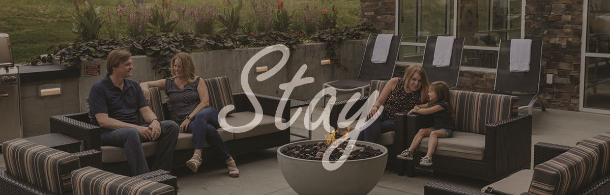NEW Stay header