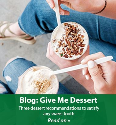 Give Me Desserts Blog Cover