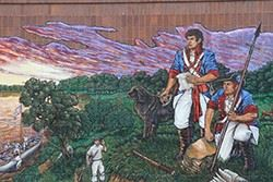 Lewis and Clark Mural