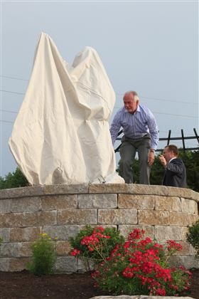 George Washington Sculpture Unveiling 04